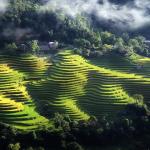 Hoàng Su Phì – Khung cảnh thiên nhiên tươi đẹp của vùng Tây Bắc